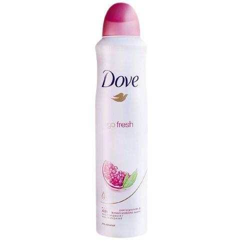 Dove Antiperspirant Deodorant Pomegranate 250ml