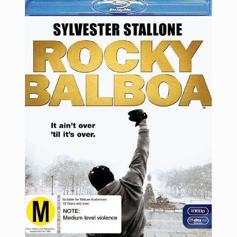 Rocky Balboa Blu-ray 1Disc