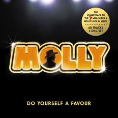 Molly CD by Original Soundtrack 3Disc