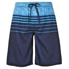 Beach Works Men's Striped Boardshorts