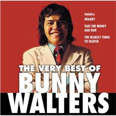The Very Best of CD by Bunny Walters 1Disc