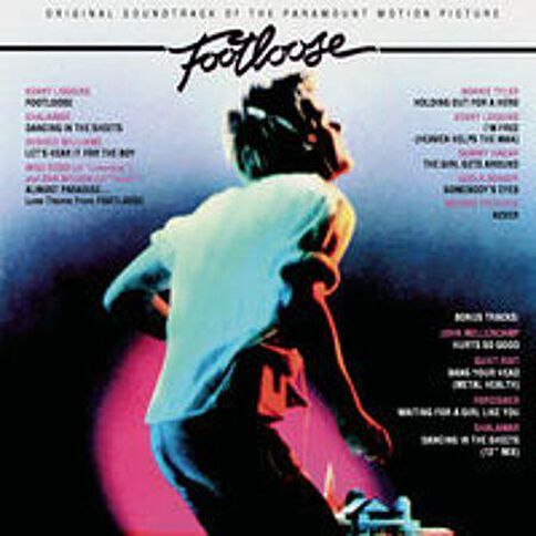 Footloose CD by Original Soundtrack 1Disc