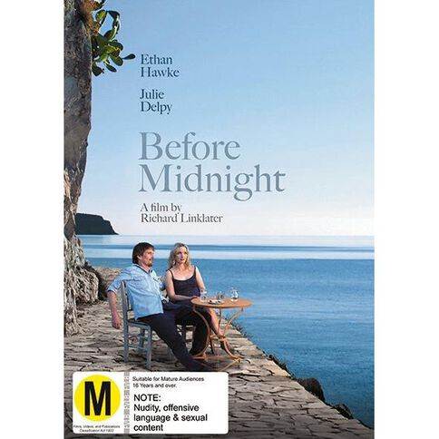 Before Midnight DVD 1Disc
