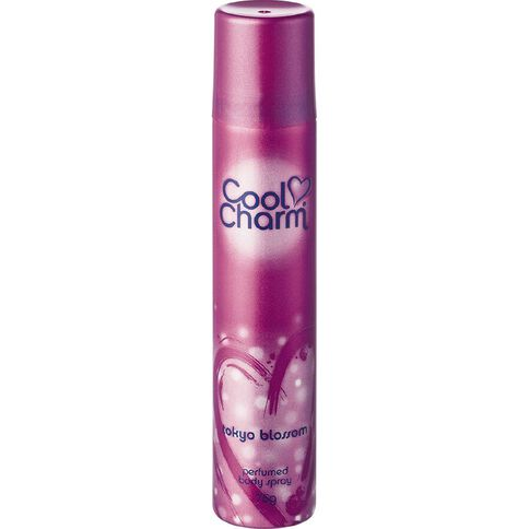 Cool Charm Body Spray Tokyo Blossom 75g