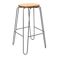 Living & Co Stacking Stool Grey