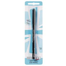Rimmel Soft Kohl Pencil Jet Black