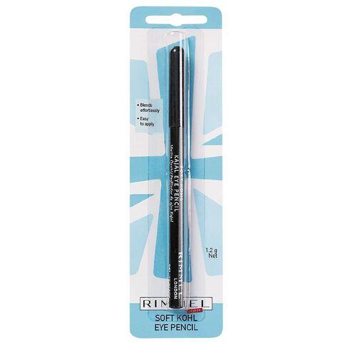 Rimmel Soft Kohl Pencil Jet Black