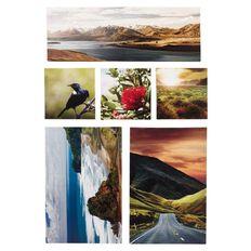 Design House Canvas Art NZ Set 6 Piece