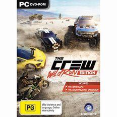 PC Games The Crew Wild Run