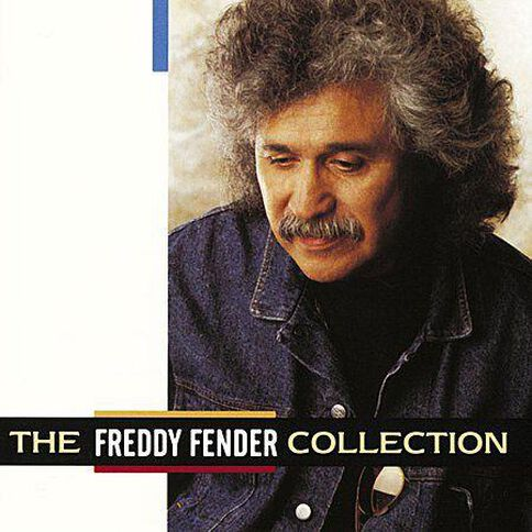 Collection CD by Freddy Fender 1Disc