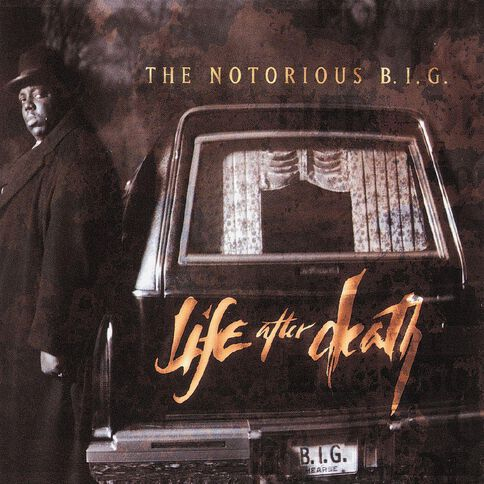 Life After Death CD by Notorious BIG 1Disc
