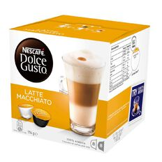Nescafe Capsules Latte Macchiato 8 Pack