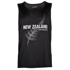 Active Intent Men's NZ Supporter Singlet