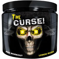 Cobra Labs The Curse Pre-workout Lemon Rush 250g