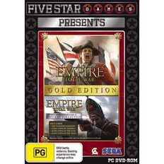 PC Games Total War Collection Empire