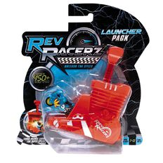 Rev Racers Launcher Pack Assorted