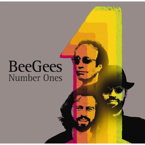 Number Ones CD by Bee Gees 1Disc