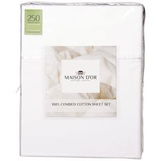 Maison d'Or Sheet Set 250 Thread Count