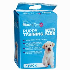 Max & Mittens Puppy Training Pads 7 Pack