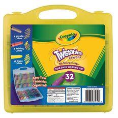 Crayola Twistable Crayons Pack of 32