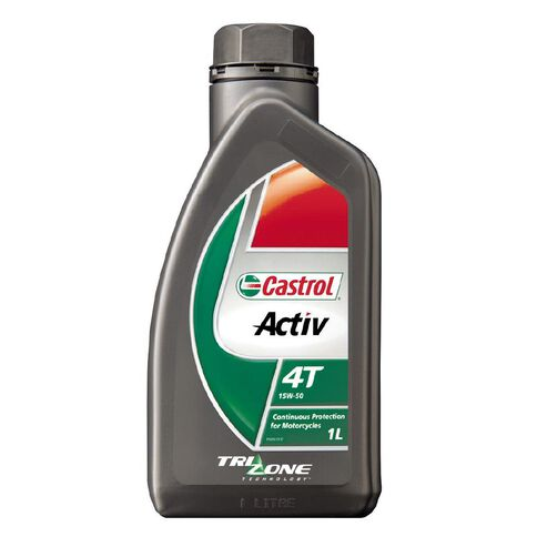 Castrol Activ 4T Four Stroke Oil 1L