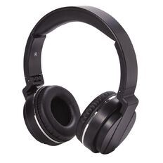 Necessities Brand Wireless Headphones Black