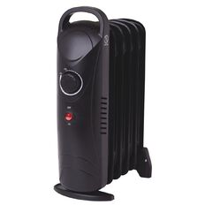 Living & Co Mini Oil Heater 6 Fin 800W
