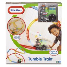 Little Tikes Tumbling Train