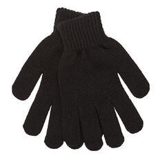 Basics Brand Men's Full Finger Acrylic Gloves