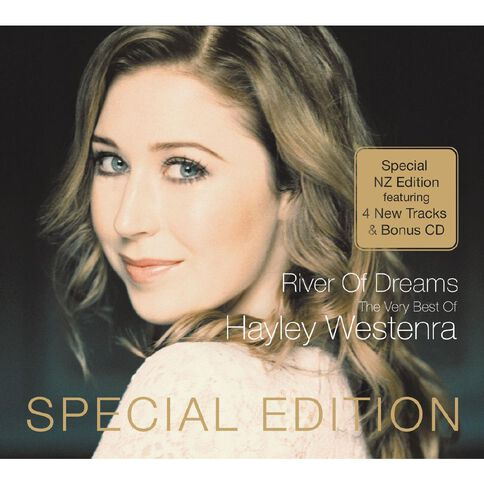 River of Dreams The Very Best of CD by Hayley Westenra 2Disc