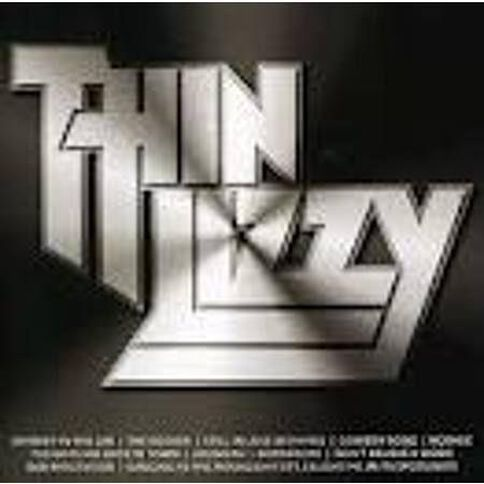 Icon CD by Thin Lizzy 1Disc