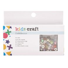 Kids' Art & Craft Charm Bracelet 207pcs