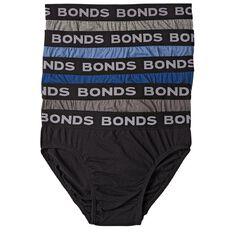 Bonds Men's Hipster Briefs 5 Pack