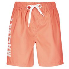 Beach Works Boys' Placement Print Boardshorts