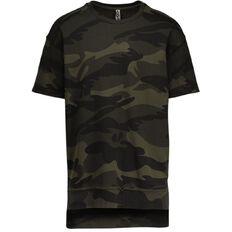 Urban Equip Raw Edge Short Sleeve Sweatshirt