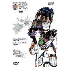 Royal Edinburgh Military Tattoo DVD 1Disc
