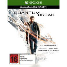 XboxOne Quantum Break