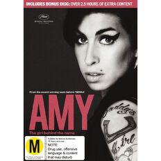 Amy DVD 1Disc