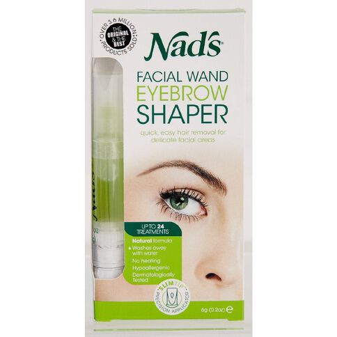 Nads Facial Wand Eyebrow Shaper