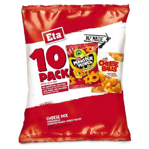 Eta Cheese 10 Multi Mix 160g
