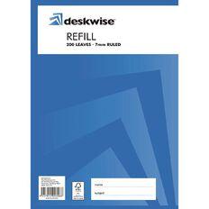 Deskwise Refill Pad 7mm Ruled 200 Leaf