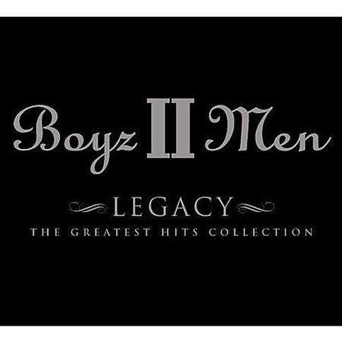Greatest Hits CD by Boyz II Men 1Disc