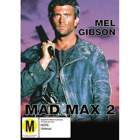 Mad Max 2 Road Warrior DVD 1Disc
