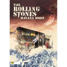 The Rolling Stones Havana Moon Ltd Edition DVD/Blu-ray/CD 4Disc