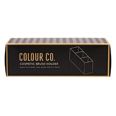 Colour Co. Cosmetic Brush Holder Square