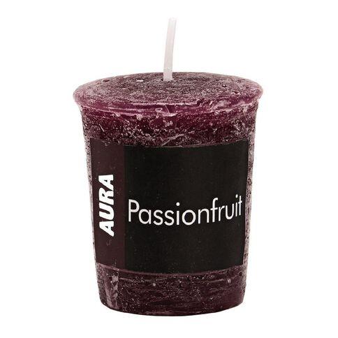 Aura Votive Candle Passionfruit
