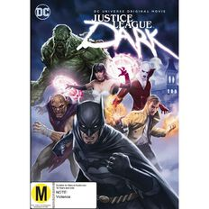 DCU Justice League Dark DVD 1Disc