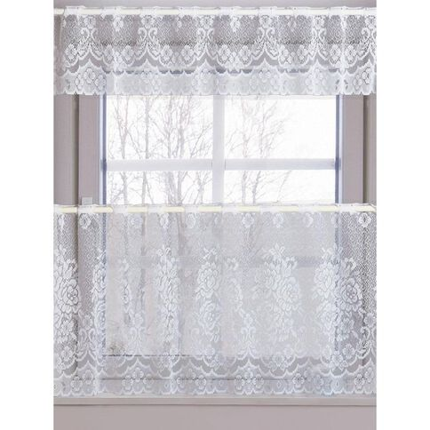 Necessities Brand Net Cafe Curtain Cindy