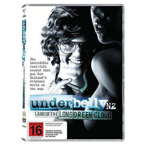 Underbelly NZ The Land of the Long Green Cloud 2DVD