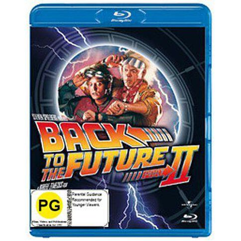 Back To The Future 2 Blu-ray 1Disc